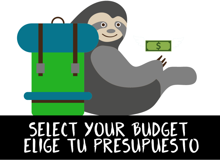 SELECT YOUR BUDGET