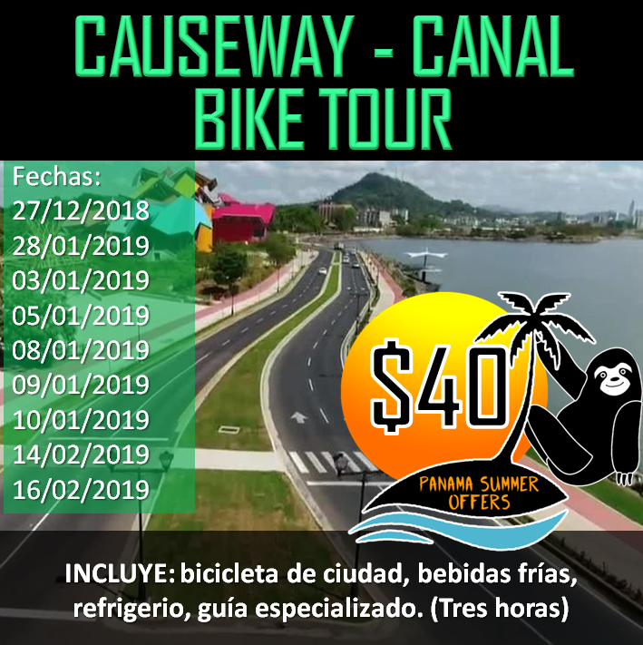 causway bike tour